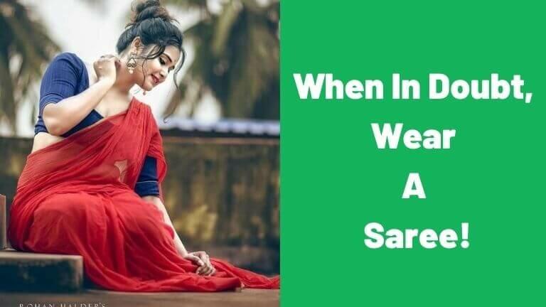 Saree Captions For Instagram, Instagram Captions For Saree, Caption For Saree Pic, Saree Love Caption For Instagram, saree quotes for instagram