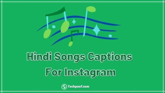 54 Best Hindi Songs Captions For Instagram New Old Songs Read it full, you will full of heart after reading this captions. best hindi songs captions for instagram