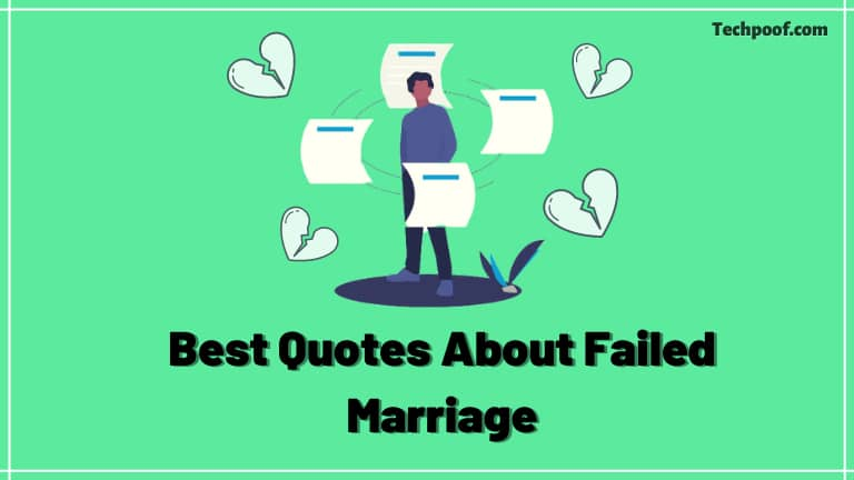 Quotes About Failed Marriage, Marriage Life Failure Quotes, Failed Marriage Quotes
